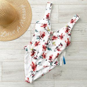 Lucky Brand | Cordevalle Floral One Piece Swimsuit